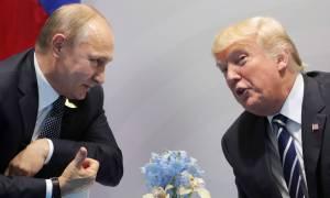 Ντόναλντ Τραμπ: Θέλω να προσκαλέσω τον Πούτιν στις ΗΠΑ αλλά...