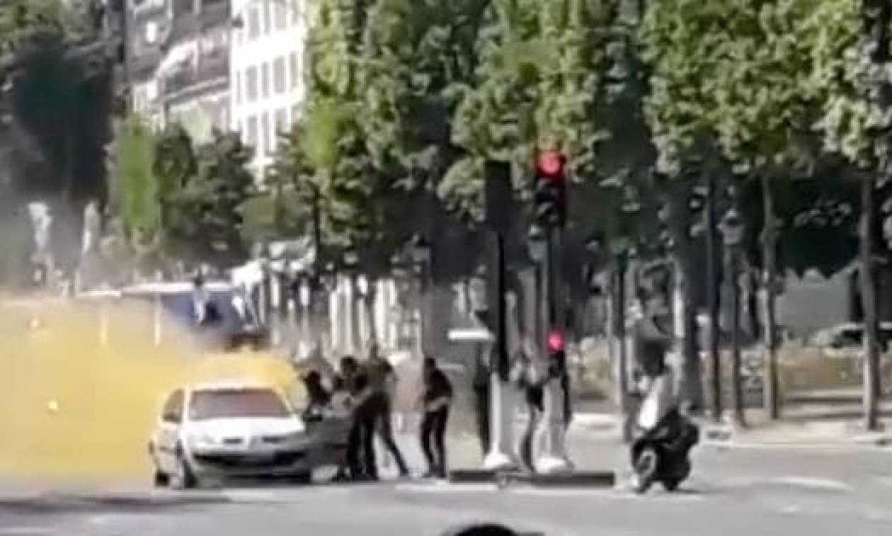 O ISIS ανέλαβε την ευθύνη για δύο τρομοκρατικές επιθέσεις σε Παρίσι και Βρυξέλλες (Vids)