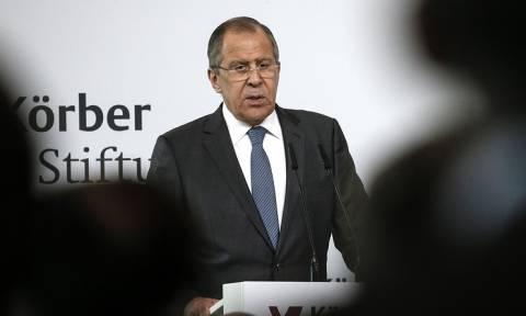 Лавров: Россия не будет ввязываться в переговоры об условиях снятия санкций