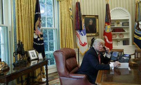 """Трамп заявил, что пригласит Путина в Белый дом, когда """"настанет нужный момент"""""""