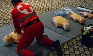 Ψηφιακά μαθήματα Πρώτων Βοηθειών από τον Ελληνικό Ερυθρό Σταυρό