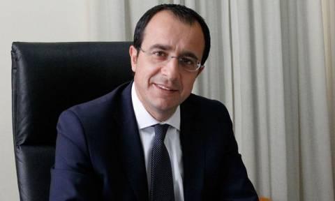 Ηχηρό μήνυμα Χριστοδουλίδη προς Τουρκία: Δεν θα παίξουμε το παιχνιδάκι σας
