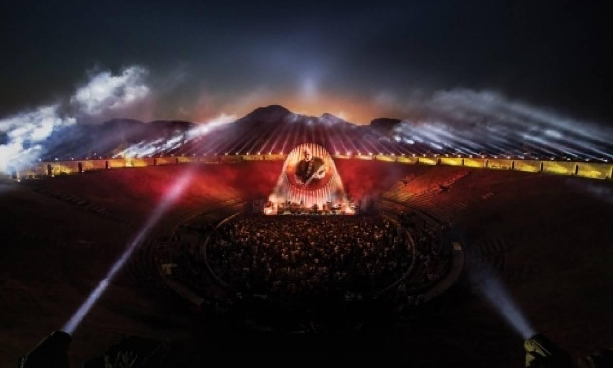 Κυκλοφόρησε το τρέιλερ της ταινίας «David Gilmour: Live at Pompeii»
