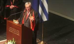 Ο «φιλέλληνας» Γιούνκερ και η επιλεκτική αμνησία μιας βασανισμένης χώρας