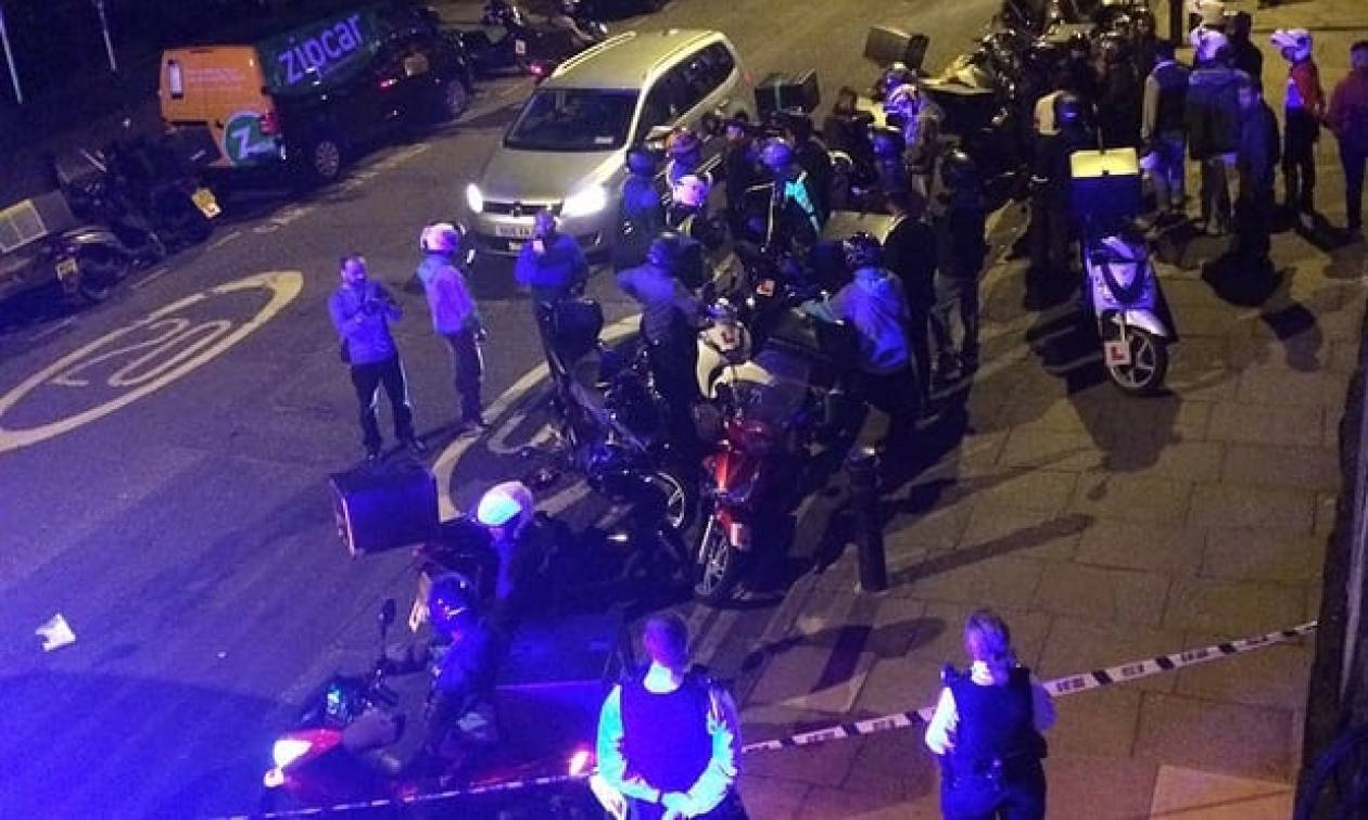 Βρετανία: Δύο συλλήψεις για τις επιθέσεις με οξύ στο Λονδίνο