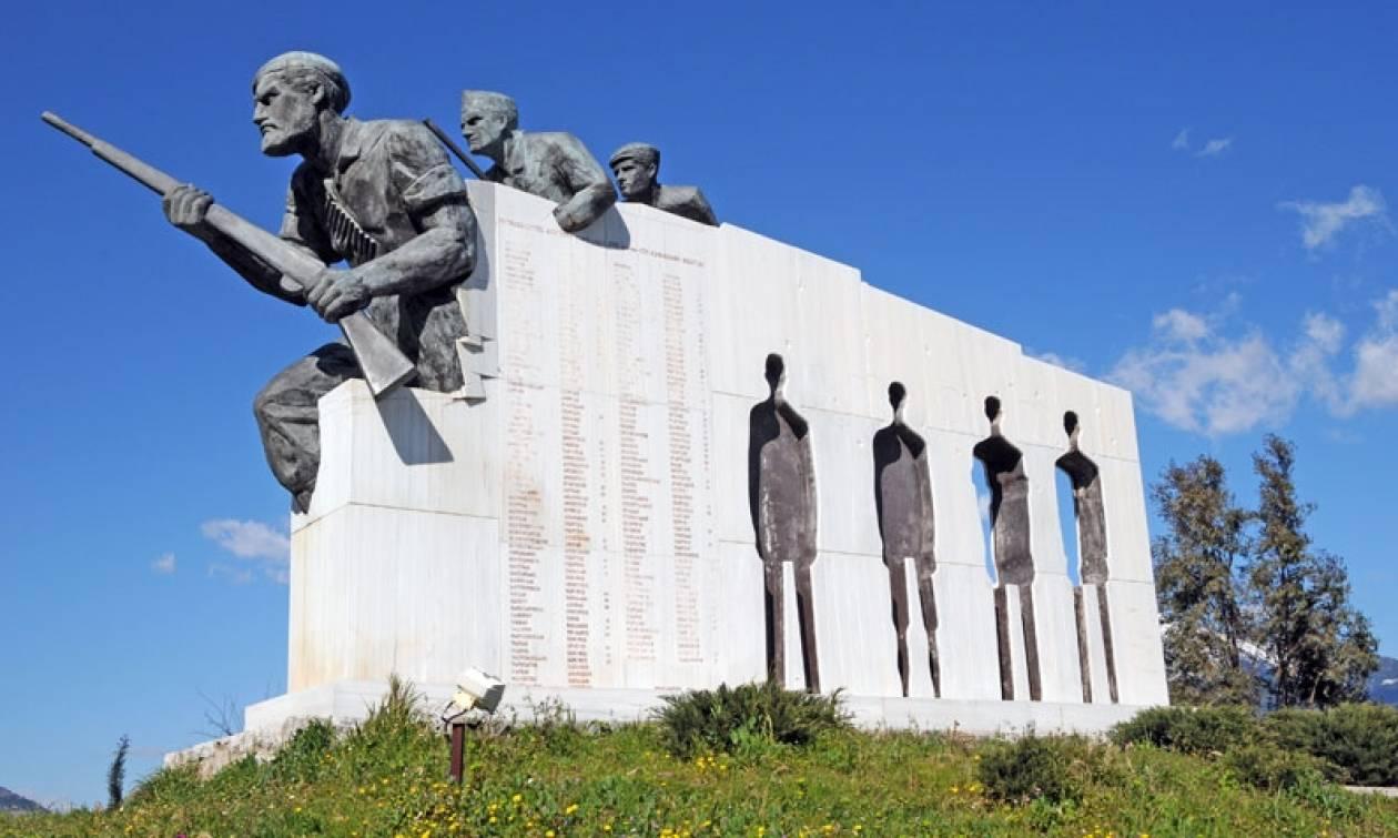 Δίστομο: Επίσκεψη από Έλληνες Αξιωματικούς