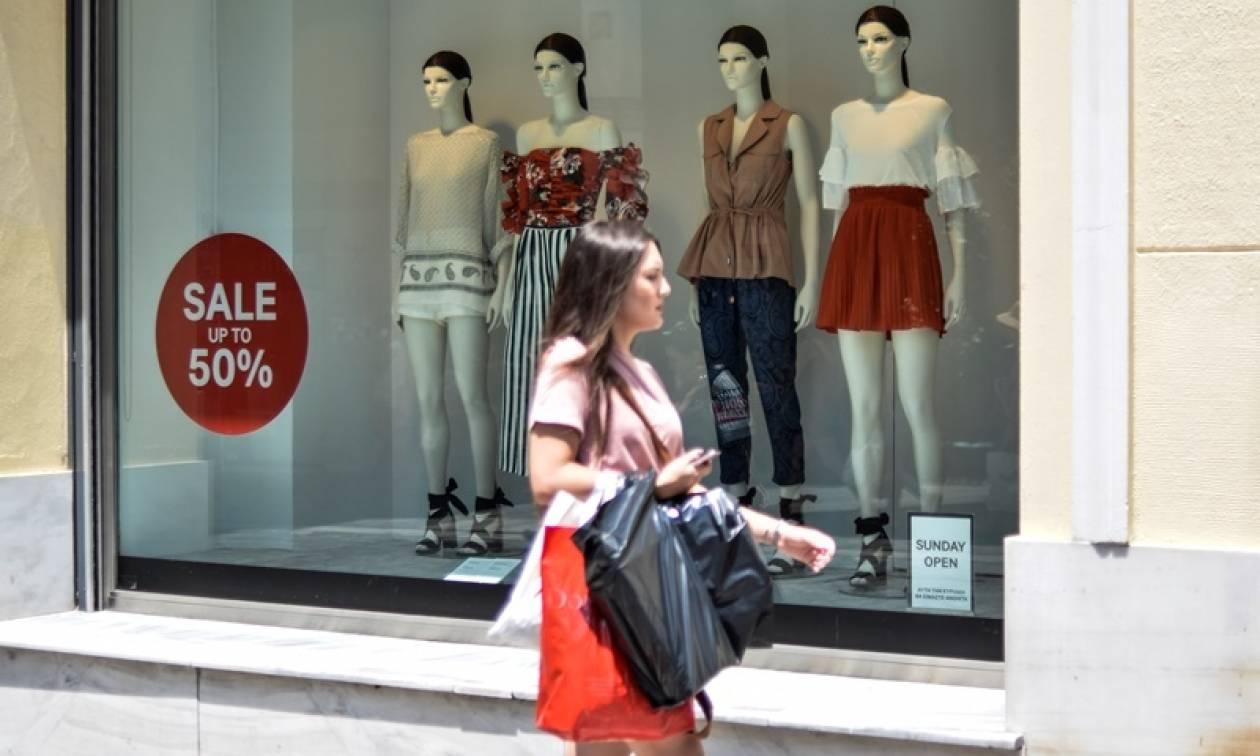 Θερινές εκπτώσεις 2017: Αυτή την Κυριακή θα ανοίξουν τα καταστήματα