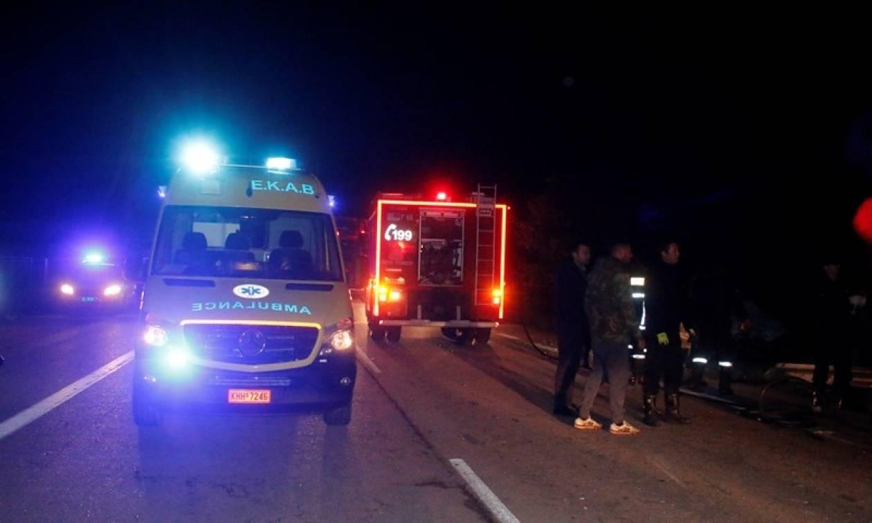 Τραγωδία με δύο νεκρούς στην Κυπαρισσία