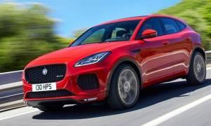 Το καινούργιο μικρό SUV της Jaguar λέγεται E-Pace
