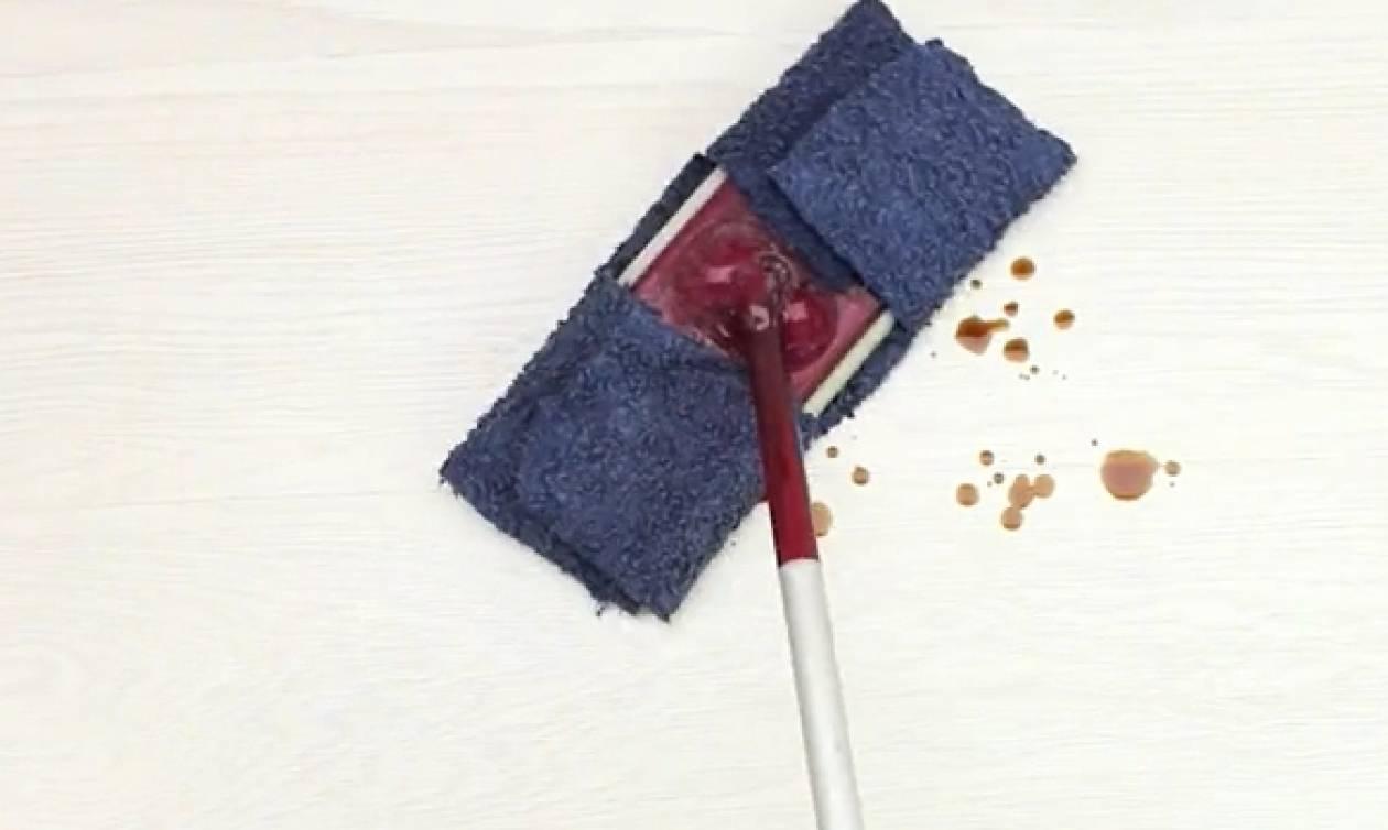 Εχετε παλιές πετσέτες; Μην τις πετάτε. Δείτε τι μπορείτε να φτιάξετε (video)