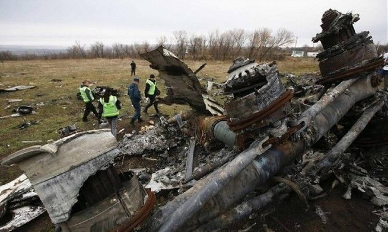 Νέα τροπή στο θρίλερ της κατάρριψης του αεροπλάνου της Malaysia Airlines στην Ουκρανία