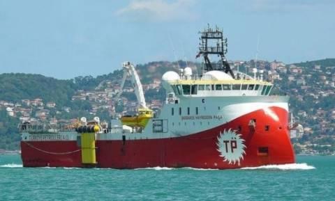 Συναγερμός στην Κύπρο: Σε πορεία προς το οικόπεδο «7» το  τουρκικό Barbaros