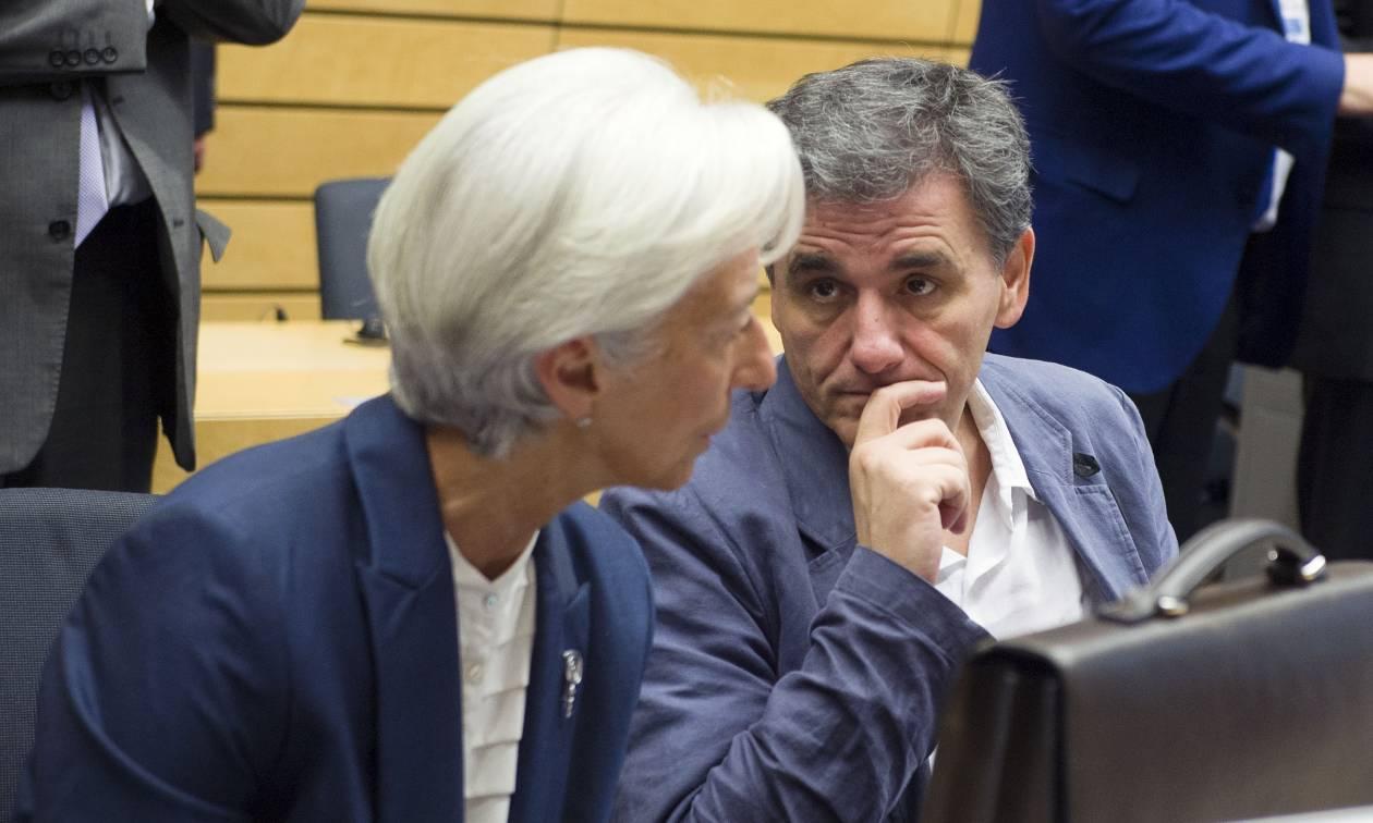 Εκβιασμός ΔΝΤ: Δεν δίνουμε φράγκο στην Ελλάδα όσο το χρέος δεν είναι βιώσιμο