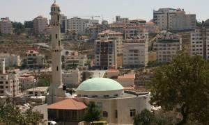 Δυτική Όχθη: Νεκρός Παλαιστίνιος από πυρά Ισραηλινών