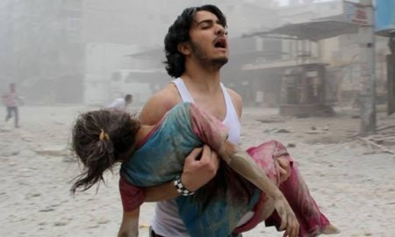 Σοκάρει ο αριθμός των νεκρών από την αρχή του πολέμου στη Συρία