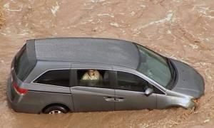 Κακοκαιρία: Εννιά άτομα πνίγηκαν σε ξαφνικές πλημμύρες μετά από καταρρακτώδεις βροχές στην Αριζόνα