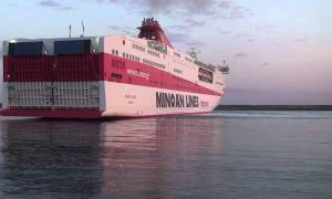 Παραλίγο τραγωδία με 3χρονο κοριτσάκι στο πλοίο «Φαιστός Παλάς»