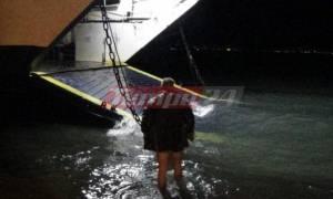 Το πέρασμα της «Μέδουσας» από το Ρίο: Βάρκες βγήκαν στη στεριά - Λύθηκαν τα φεριμπότ