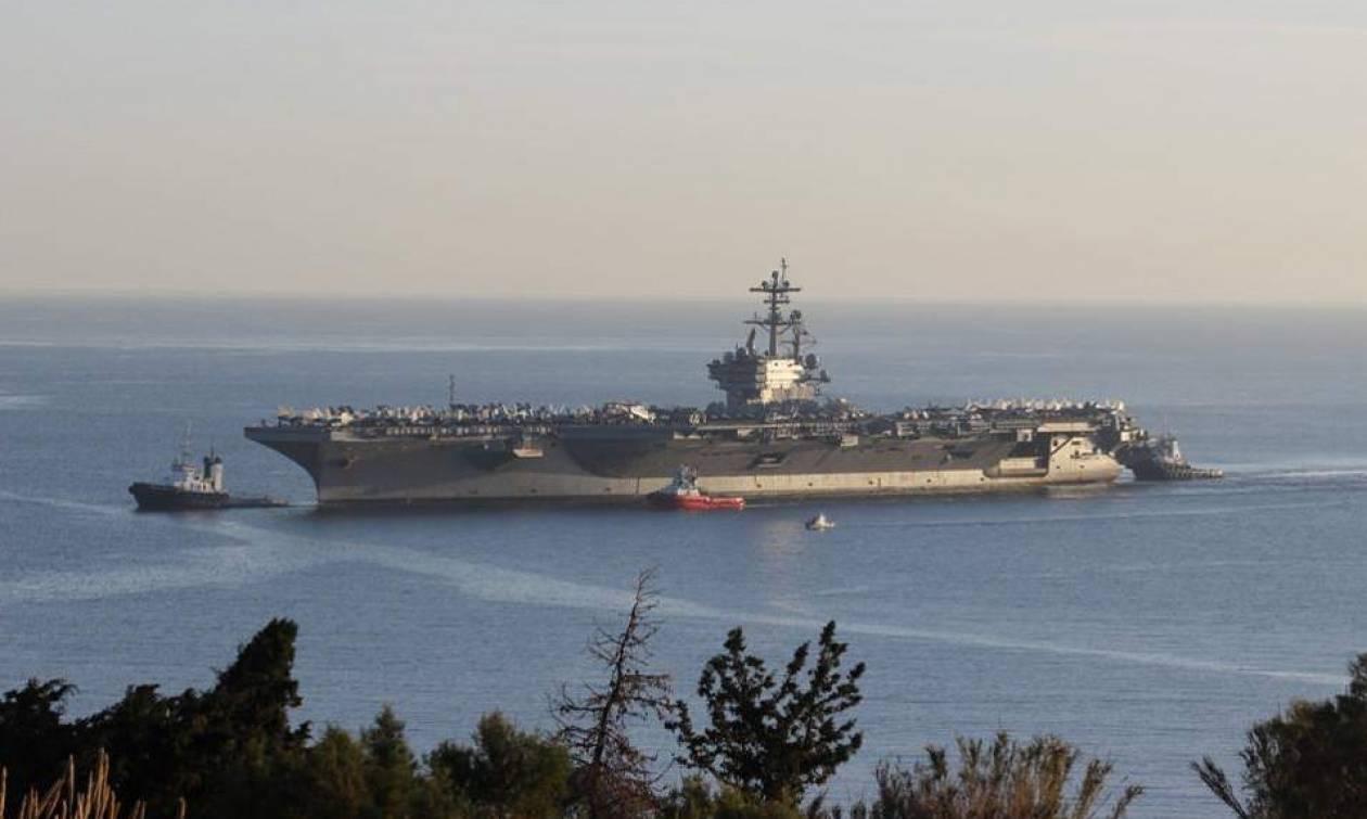 «Πόλεμος» στην Κύπρο: Οι Αμερικανοί «τύφλωσαν» τουρκικά μαχητικά που πετούσαν κοντά στη γεώτρηση