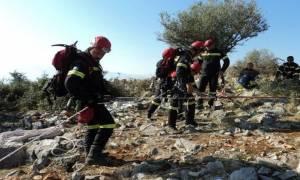 Χιονοθύελλα στον Όλυμπο - Αγωνία για τον ορειβάτη που αγνοείται από το Σάββατο