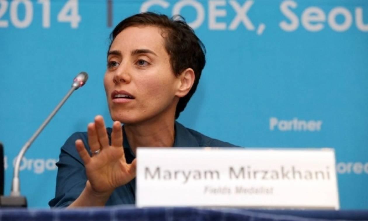 Πέθανε στα 40 της, η ιδιοφυΐα των Μαθηματικών, Μαριάμ Μιρζαχανί