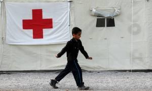 Ο Ερυθρός Σταυρός αποχωρεί από το Κέντρο Φιλοξενίας Λαυρίου