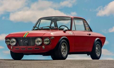 Τι σου λέει αυτή η πανέμορφη Lancia Fulvia του 1970;