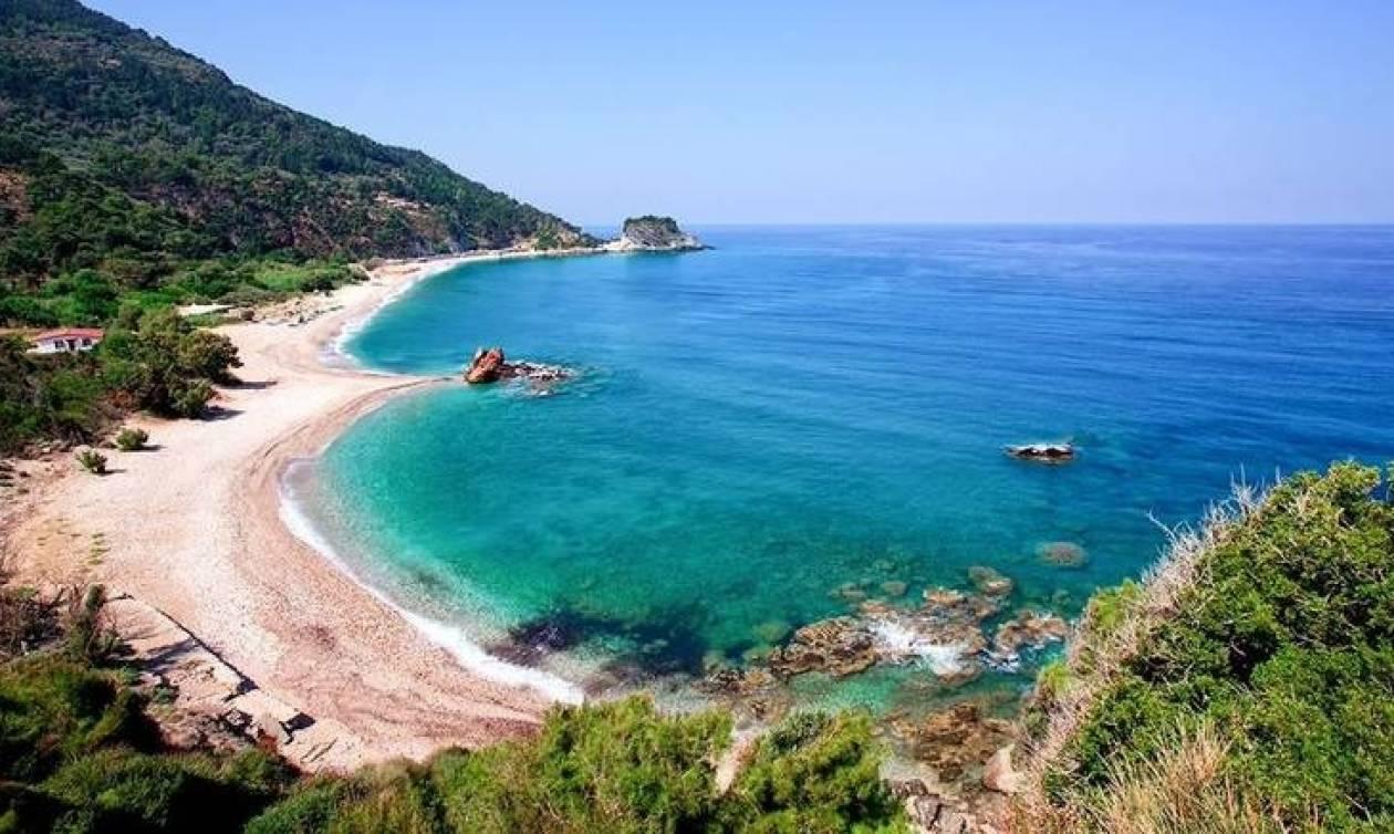Ποτάμι: Η παραλία της Σάμου που γοητεύει τους τουρίστες!
