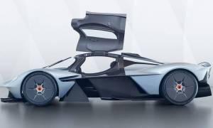 Η Aston Martin Valkyrie είναι σαν μονοθέσιο της Φόρμουλα 1 για δημόσιους δρόμους