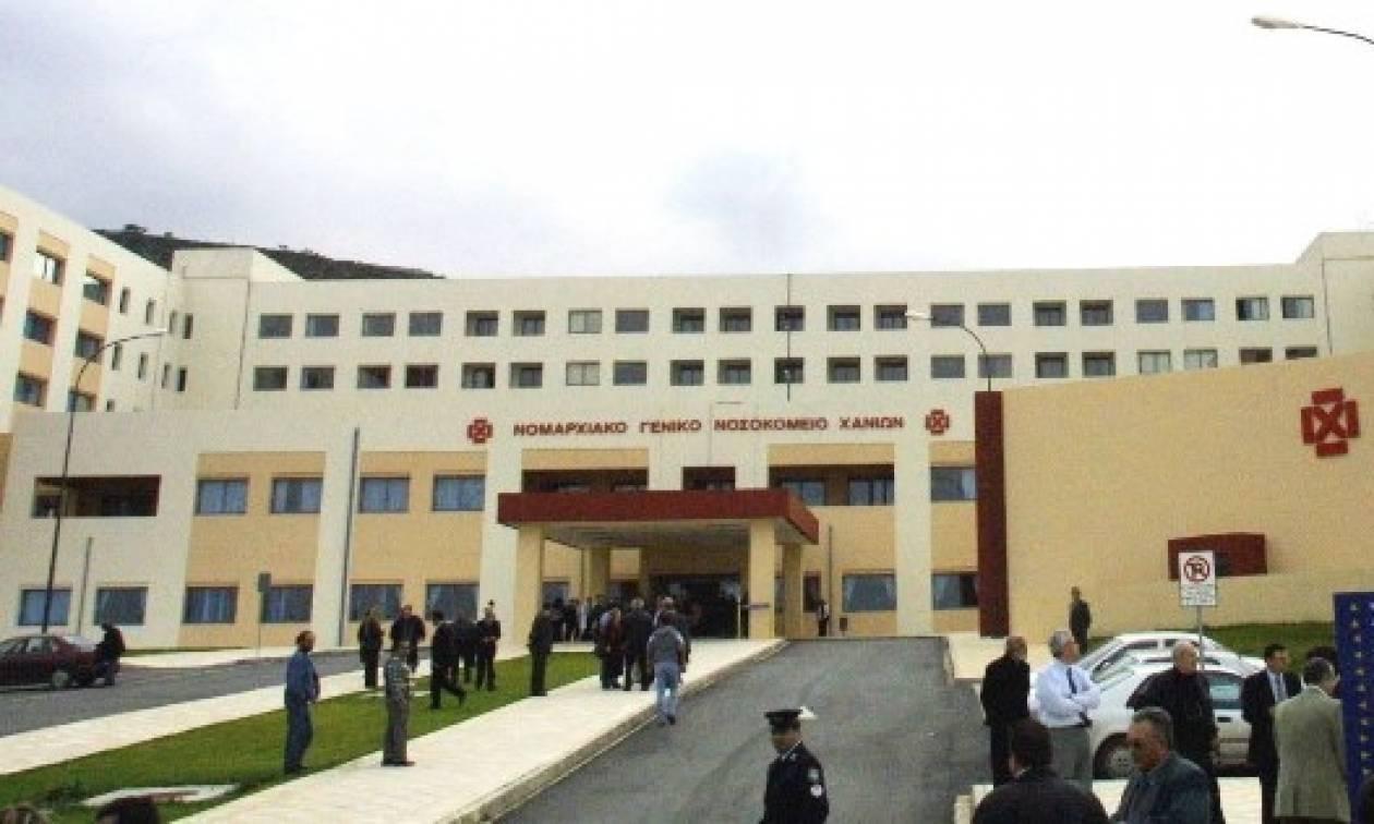 Υπερσύγχρονο μηχάνημα λέιζερ λιθοτρίπτη στο νοσοκομείο Χανίων