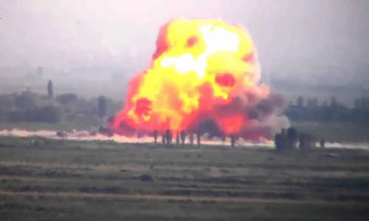 Ισχυρή έκρηξη βόμβας στην Τουρκία