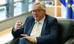 Γιούνκερ: Ένα χρόνο μετά τo πραξικόπημα στην Τουρκία το χέρι της Ευρώπης παραμένει απλωμένο