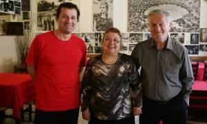 Θρήνος: Πέθανε ο Λεωνίδας Λιακόπουλος