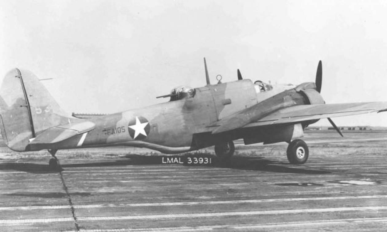 Συγκλονιστικό εύρημα στην Ικαρία - Εντοπίστηκε στο βυθό αεροσκάφος που κατέπεσε το '45!