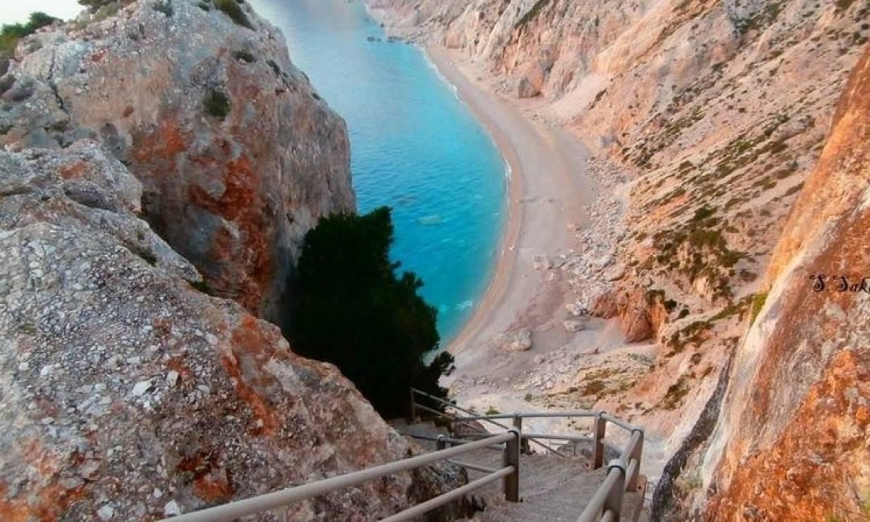 Αυτή είναι η πιο επικίνδυνη παραλία της Ελλάδας (video)