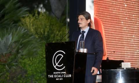 Η ΒΙΑΝΕΞ στα «Brands with History» που στηρίζουν την οικονομία και τιμήθηκαν από το Ecali Club