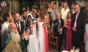 Έλενα Παπαρίζου: Πάντρεψε τη συνεργάτιδά της στο Μανταμάδο της Μυτιλήνης