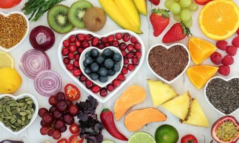Ποιες τροφές φυτικής προέλευσης επιβαρύνουν τη λειτουργία της καρδιάς