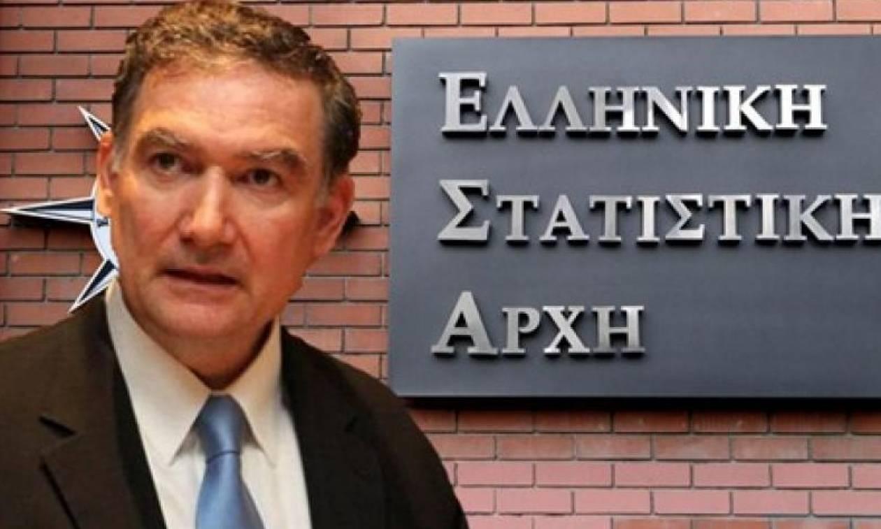 Χαμός στη δική Γεωργίου της ΕΛΣΤΑΤ - Η πρόεδρος εκκένωσε την αίθουσα