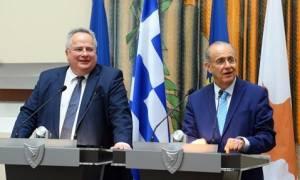Κοτζιάς: Αθήνα και Λευκωσία να εργαστούν για νέα ευκαιρία επίλυσης του Κυπριακού