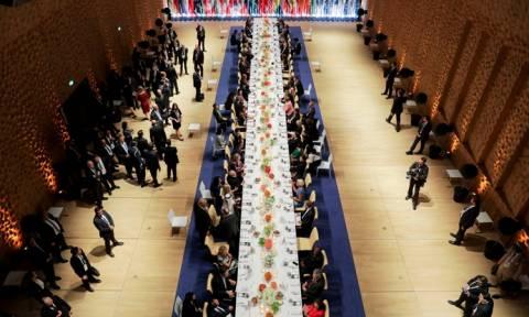 СМИ узнали о часовой беседе Путина и Трампа на ужине лидеров G20