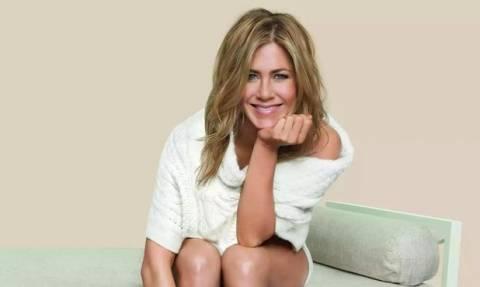 Η Jennifer Aniston σε μία εμφάνιση που δεν έχει κάνει ποτέ ξανά ως τώρα