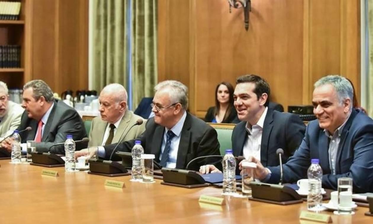 «Αναβρασμός» στην κυβέρνηση: Συνεδριάζουν Υπουργικό Συμβούλιο και Πολιτική Γραμματεία του ΣΥΡΙΖΑ