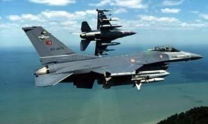 Συναγερμός στο Αιγαίο - Νέα υπερπτήση τουρκικών μαχητικών