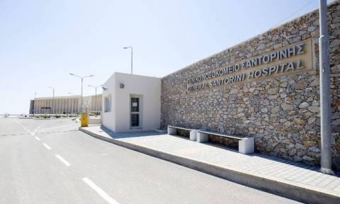 Το νοσοκομείο Θήρας έκλεισε ένα χρόνο λειτουργίας – Ζητούμενο η στελέχωσή του