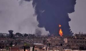 Συρία: Τουλάχιστον 30 άμαχοι σκοτώθηκαν σε αεροπορικές επιδρομές