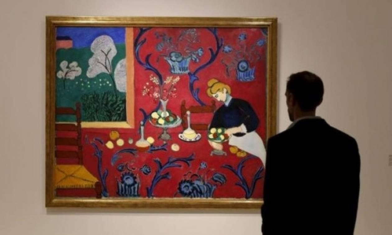 Το Ίδρυμα Louis Vuitton θα εκθέσει τη συλλογή Μορόζοφ! (pics)