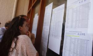Βάσεις 2017: Οι τελευταίες εκτιμήσεις - Πώς θα κινηθούν οι Νομικές, τα Πολυτεχνεία και οι Ιατρικές