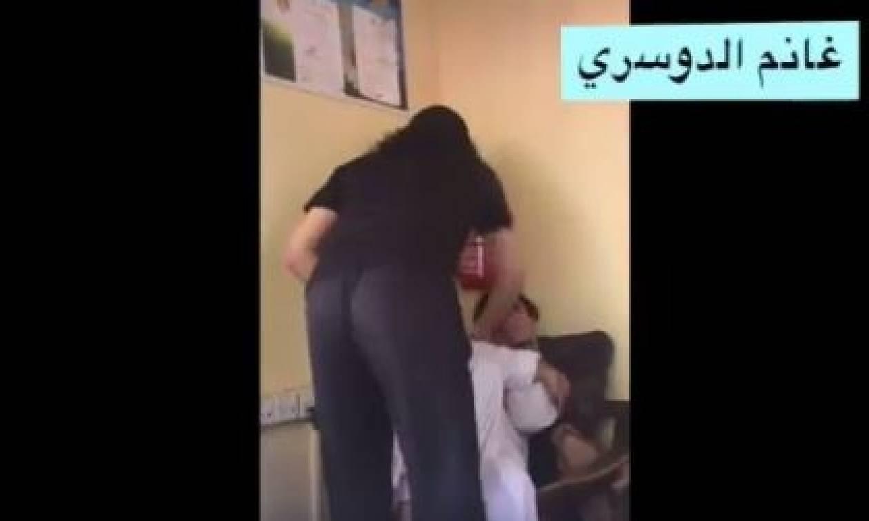 Συνελήφθη... νταής Σαουδάραβας πρίγκιπας  (ΣΚΛΗΡΕΣ ΕΙΚΟΝΕΣ)