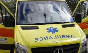 Σοβαρό τροχαίο στην Πρέβεζα: Εκσφενδονίστηκε από το όχημα επιβάτης! (pics&vid)